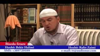 Kushtet e Pendimit - Hoxhë Rafet Zaimi dhe Hoxhë Bekir Halimi