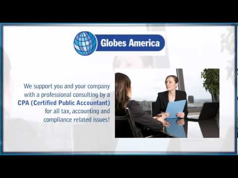 Globes America - Limited Liability Company USA | Delaware LLC | Delaware Inc | Company Formation