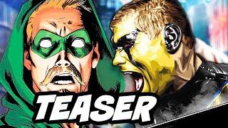 Arrow Season 5 Stardust vs Stephen Amell Teaser Breakdown