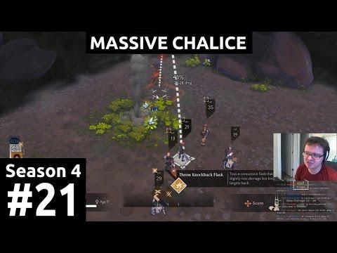 MASSIVE CHALICE, Season 4, Episode 21: Fringe Science