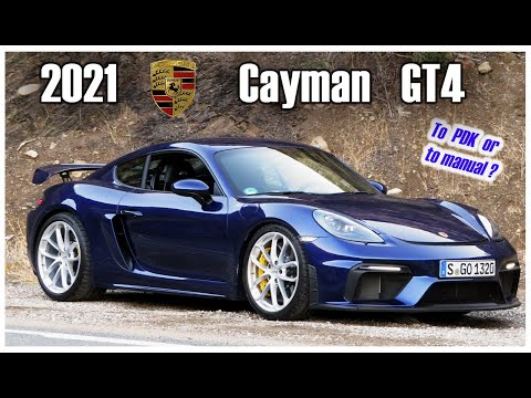 Does The Porsche Cayman GT4's New PDK Automatic Fix its Gearing Issue? - One Take