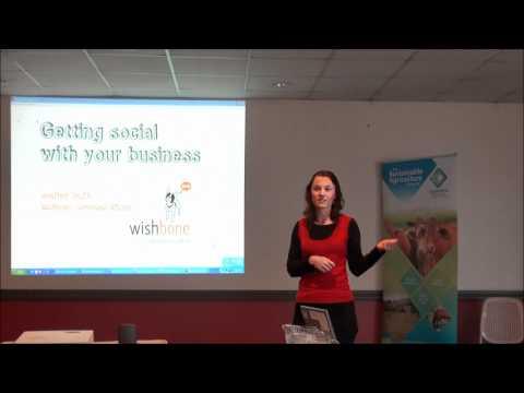AgTech – Social media capabilities
