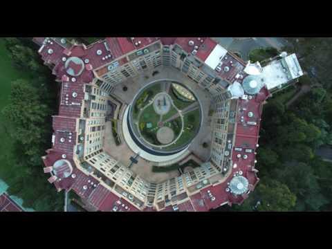 Edifcio con una bella arquitectura (видео)