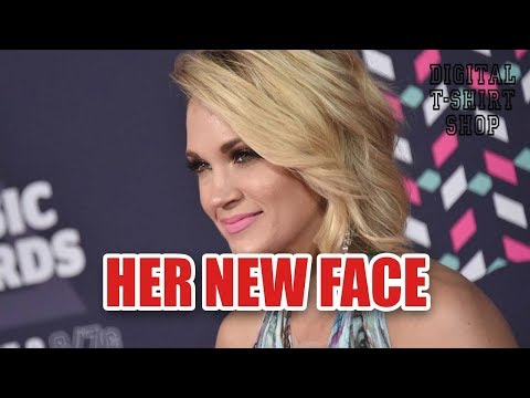 Here New Face - Carrie Underwood