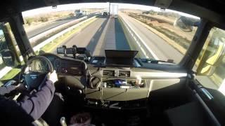 Kamionsofőr 1 napja. 1. rész