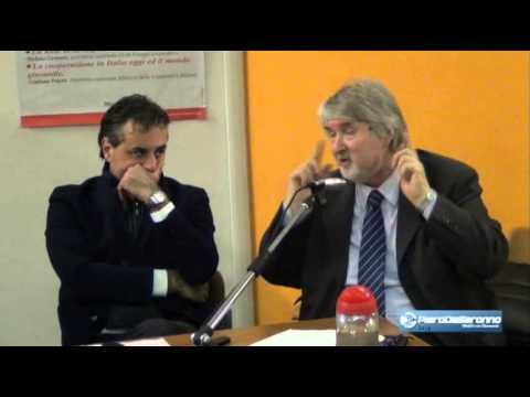 poletti - Un seminario per riflettere su capitale sociale, mutualismo e cooperazione nell'epoca della crisi del lavoro. Saluti e presentazione: Luciano Porro, Sindaco ...