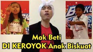Video Mak Beti - Di Keroyok Anak Biskuat MP3, 3GP, MP4, WEBM, AVI, FLV Maret 2019