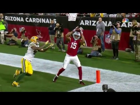 Video: Michael Floyd's spectacular TD in Cardinals wild win vs. Packers