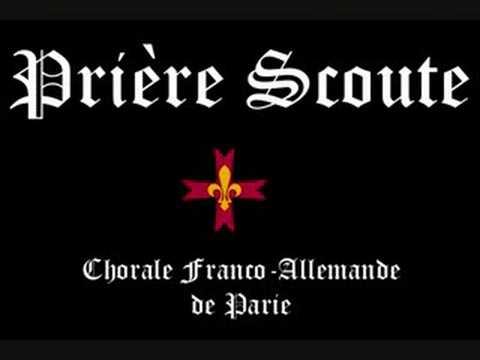 Prière Scoute