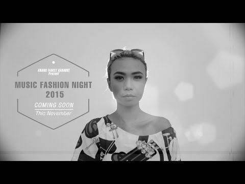 TEASER | Anang Family Karaoke : Fashion Music Night 2015