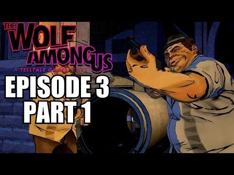 The Wolf Among Us : Episode 3 - A Crooked Mile PC
