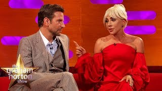 Lady Gaga Was STUNNED When Bradley Cooper First Sang   The Graham Norton Show
