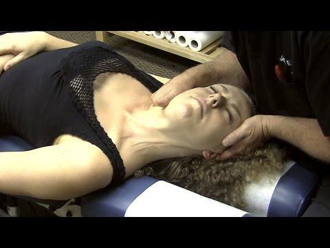 Adjustments - Friend us: https://www.facebook.com/psychetruthvideos 2 Girls & 1 Chiropractic Neck Adjustments Austin Chiropractor Jeff Echols Friend Us @ http://www.facebo...