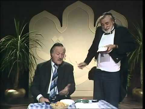 Spike Milligan - There's a Fly in My Soup