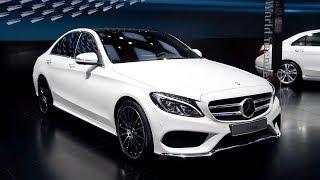 2015 Mercedes-Benz C-Class - Detroit 2014 Walkaround
