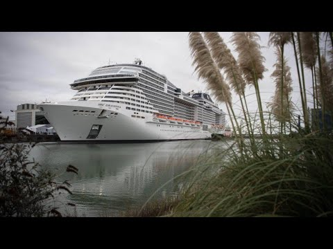 MSC Grandiosa: Kreuzfahrt-Koloss - eine Stadt auf dem  ...