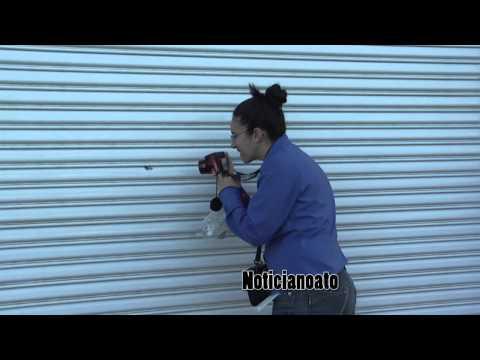 Complexo de segurança da área industrial de Lages  é alvo de tiros