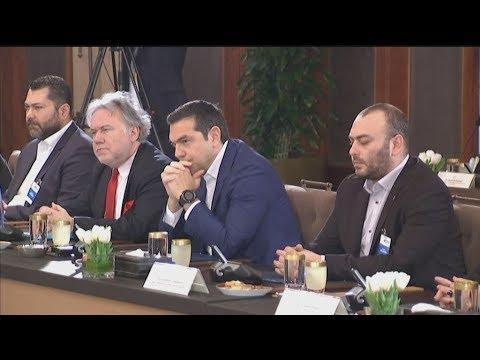 Δηλώσεις Αλ. Τσίπρα στην έναρξη των εργασιών της 2ης Τριμερούς Συνόδου Κορυφής στο Αμμάν.