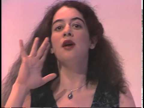 Meredith Monk - Turtle Dreams (shot by Ping Chong, 1983)