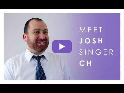 Farmington Hills Hypnosis - Michigan Hypnosis Clinic - Meet Your Hypnotherapist Josh Singer, CH