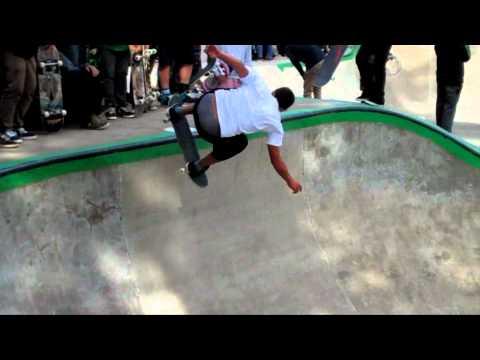 Lincoln City skatepark 2010 Trifecta