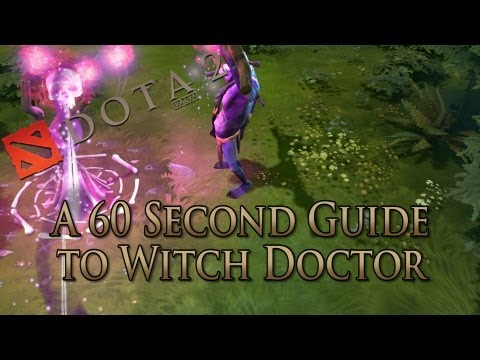 60s Guide Witch Doctor