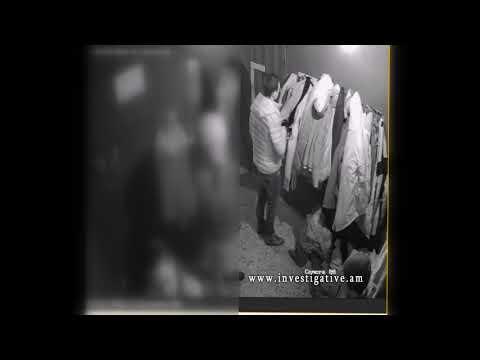 Գողություն՝ սրճարանում (տեսանյութ)