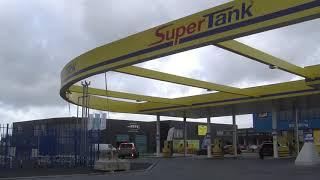 Tankstation loop gevaar ?