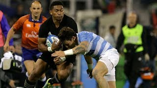 Argentina v New Zealand Rd.5 2018 Rugby Championship video highlights | Rugby Championship Video Hig