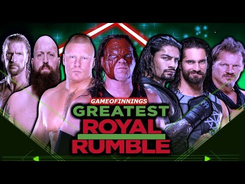 Greatest Royal Rumble 2018 Highlights Match Card Prediction ! 50 Men Royal Rumble