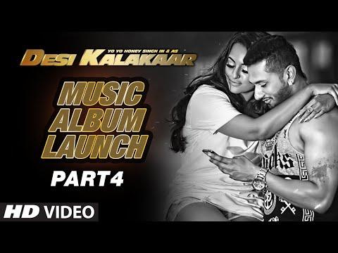 Desi Kalakaar Music Album Launch - Part - 4 | Yo Yo Honey Singh | Yo Yo Honey Singh New Songs 2014 01 September 2014 04