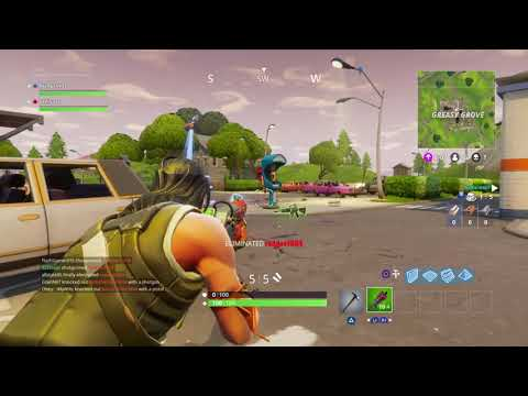 My first video ever  !!! Fortnite battle royal