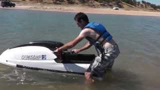 10. Learning How To Ride A Stand Up Jet Ski - Everybodys First Time Is Awkward!!