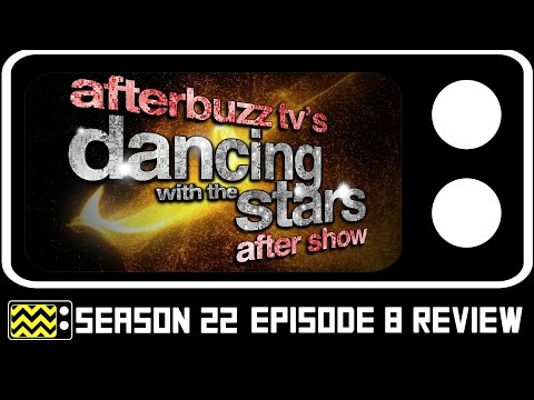 Dancing With The Stars Season 22 Episode 8 Review W/ Julz Tocker & Mark Ballas | AfterBuzz TV