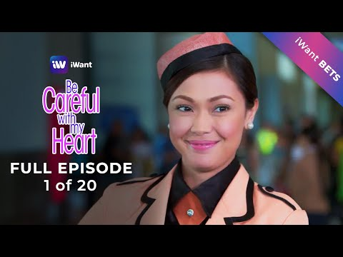 Be Careful With My Heart Full Episode 1 of 20   iWant BETS