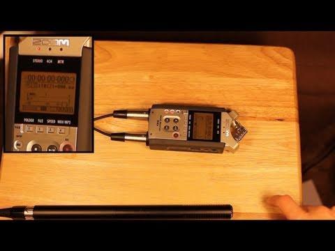 Better audio recording tips for DSLR filming. – DSLR Film NOOB