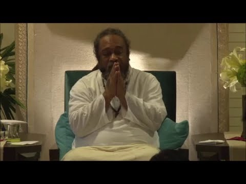 Mooji Guided Meditation: Simply Be