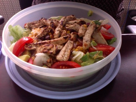 Healthy Cooking: Southwest Salad Recipe