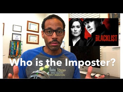The Blacklist | Who is the Imposter? | Theory (видео)