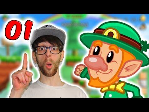 LEP'S WORLD 3 APP 🍀 Stress in Leprichaun Village 1 🍀 Pandido Gaming