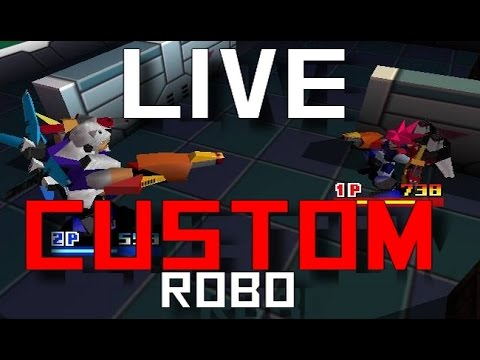custom robo nintendo 64 download