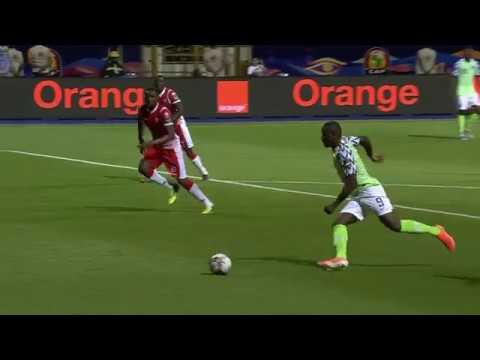 Nigeria 1-0 Burundi