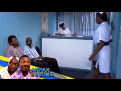 AKPAN And ODUMA Latest Comedy Blood Donations