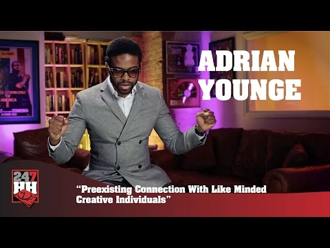 Adrian Younge - Preexisting Connection With Like Minded Creative Individuals (247HH Exclusive)