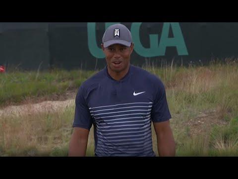 Tiger Woods - 2018 U.S. Open - …