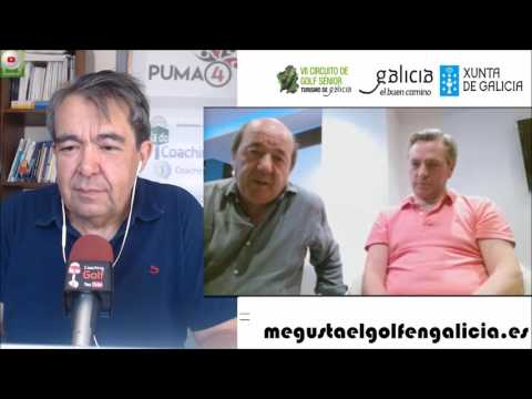 2º PRUEBA 20 DE JULIO 2017 SALAMANCA GOLF ZARAPICO VII TORNEO SENIOR TURISMO DE GALICIA