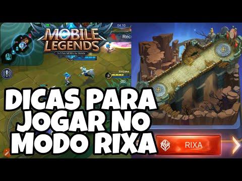 Tudocelular - COMO JOGAR NO MODO RIXA! - MOBILE LEGENDS