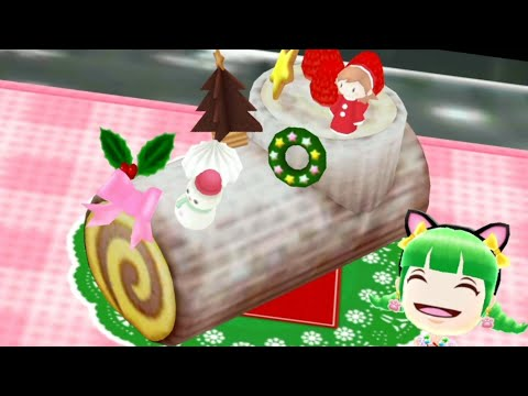 Cooking Mama Unlock New Recipes | Let's Cook Yule Log | Gameplay