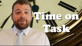 Video #36 - Time on TaskSpecial thanks to Jeff for offering up his favorite strategy to use in his classroom!! Creating a list or schedule of events on the board will have a variety of positive effects in your classroom. Give it a try!!Connect with TeachLikeThis via twitter @teachlikethis, facebook.com/teachlikethis pinterest.com/teachlikethis and teachlikethis@gmail.com