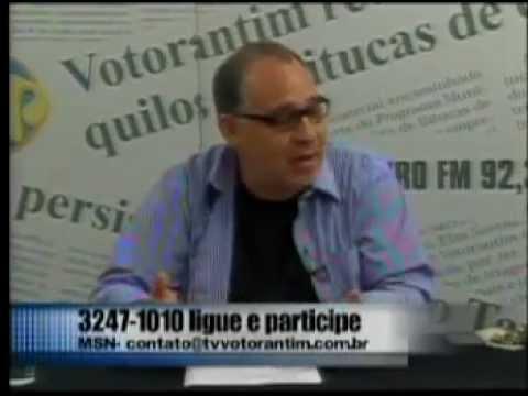 Debate dos Fatos na TV Votorantim